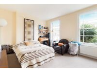 The Terrace House located on the sought after cul de sac St Leonard's Square close to Kentish town
