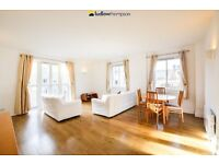 Immaculate Apartment In The Award Winning Aldgate Triangle. Available Now