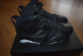 Nike Air Jordan 6 Black Cats UK9