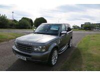 Land Rover Range Rover Sport 2.7TD V6 auto 2007,222Alloys,Black Leather,Privacy