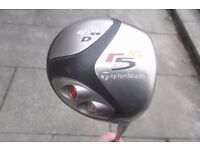 A NICE TAYLORMADE R5 XL DRAW DRIVER 10.5 DEGREE IN VERY GOOD CONDITION