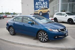2013 Honda Civic Sedan Touring 5AT - Carproof Clean