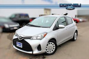 2015 Toyota Yaris LE/BLUETOOTH/HEATED MIRRORS/2015 UNDER 43000 K