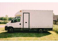Self Converted Summer Camper Vauxhall Movano MWB Luton Campervan/Camper/Motorhome