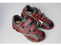 New, Boy's Geox J Tornado A trainers, size 13