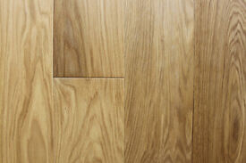 E107 Kelston Mat Oil Finish Engineered Oak 12x140x1300mm