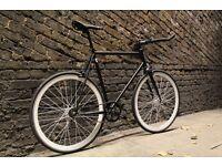 SALE ! GOKU cycles Steel Frame Single speed road bike TRACK bike fixed gear fixie WQ4
