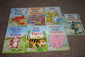 Ladybird Little Stories Books x 7