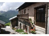 Ski Property 3 Valleys France, 4-bed family home with planning permission for renovation