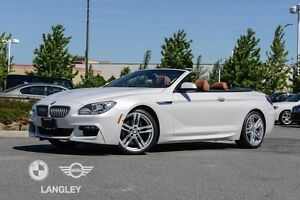 2015 BMW 650i xDrive Cabriolet M Sport Package, Executive Packag