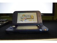 New Nintendo 3DS XL with 2 Games (Great Condition)