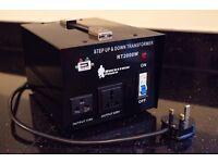 Rockstone Power 2000 Watt Transformer Converter