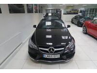 MERCEDES-BENZ E CLASS 2.1 E220 CDI BlueTEC AMG Line Cabriolet 7G-Tronic Plus 2dr (start/stop) Au