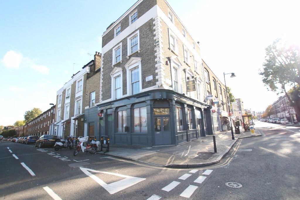 1bed flat to rent in Islington N7 5 minutes walk to Caledonian Road Station call now on 07432771372