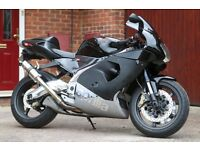 Aprilia RSV 1000 Millie For Sale 35k Miles One Years MOT Good Condition For Age