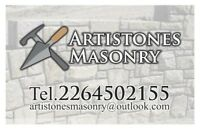 Stone mason and bricklayer