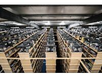 Cataloguing and Warehousing Bookseller