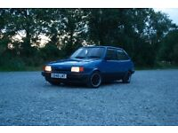 1985 ford fiesta mk2 1.1
