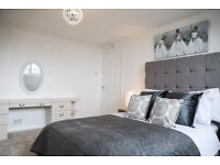Two Bedroom short stay apartments in Helensbrugh. Fully serviced