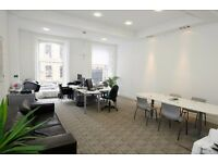 SHORT OR LONG TERM LEASE IN PRIME OFFICE ON BATH STREET, GLASGOW