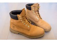 Timbaland Classic Boots size UK 10
