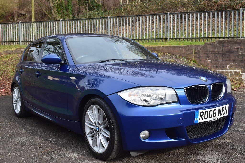 Bmw 120d M Sport 2006 M47 Not 118 116d 116i 118i 120i In