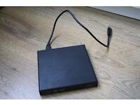 USB 3.0 External BluRay & DVD Drive for MacBook or Laptop - Slim