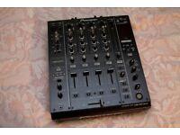 Pioneer DJM 900 Nexus DJ Mixer + Carry Bag