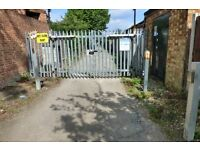 LOCKUP GARAGES TO LET ON GATED SITE WITH CCTV IN HIGHAMS PARK E4 9RL