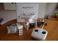 **GREAT CONDITION** DJI Phantom 2 Drone with GoPro Gimbal