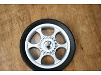 Mamas And Papas Sola Glide Zoom Replacement BACK Wheel X 1 CAN POST