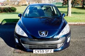 Peugeot 308, 59 plate for sale