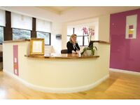 Front Desk Co-ordinator