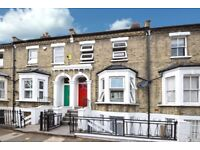 GORGEOUS 4 DBL BED, 2 BATH HOUSE AVAILABLE 1ST SEPTEMBER IN GREENSIDE RD W12 9JQ