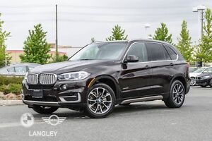 2015 BMW X5 xDrive35i Local BC Vehicle, Exclusive BMW Interest r