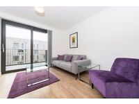 +AMAZING 1 BED APARTMENT W/ BALCONY & GYM IN THE SOUGHT AFTER KINGFISHER HEIGHTS, DOCKLANDS - E16