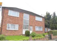 £1450 HAYES - 2 MIN WALK TO STATION - 3 BED GROUND FLOOR FLAT WITH PARKING AND GARDEN - FURNISHED