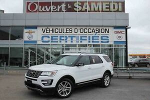 2016 Ford Explorer GROUPE REMORQUAGE+CUIR+TOIT PANO