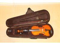 Stentor 1/2 Violin in Excellent condition