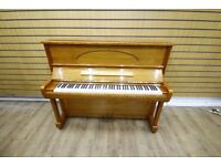 Weber GE-121 Upright Polyester Piano at Sherwood Phoenix Pianos