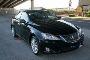 2010 Lexus IS 250 Coquitlam 604-298-6161 YEAR END SALE