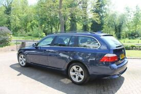 2010 BMW 520d SE Touring Estate business edition – one recorded keeper. 12 months MOT £3300