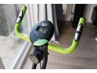 Folding Exercise Bike with upgraded magnets