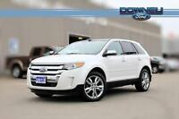 2013 Ford Edge LIMITED Panoramic roof - Power liftgate - Touch d