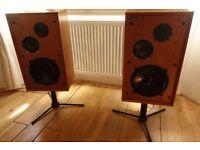 Vintage Celestion Heavy Duty Tripod Speaker Stands