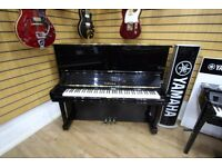 Yamaha U3 Upright Black Piano at Sherwood Phoenix Pianos