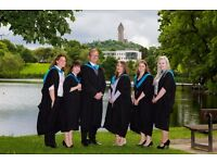 CAREER IN PARALEGAL PROFESSION - SCOTS LAW DIPLOMA - STIRLING UNIVERSITY
