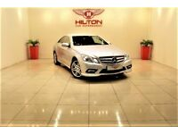 MERCEDES-BENZ E CLASS 3.0 E350 CDI BlueEFFICIENCY Sport Edition 125 7G-T (silver) 2009