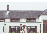 Wedding Photographer in West Lothian/Edinburgh 2018 availability