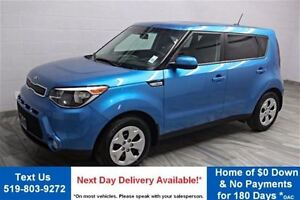 2016 Kia Soul LX w/ POWER PACKAGE! AIR CONDITIONING!